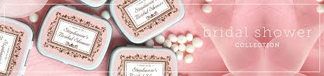 Gift Card Bridal Shower Bridal Shower Place Cards Custom Printed Evermine
