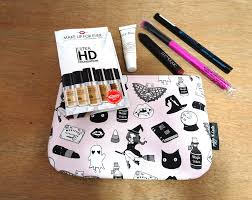 this is halloween hd my october ipsy glam bag has arrived u2014 the online makeup blog