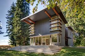 Oregon House by Stillwater Dwellings Home Recently Completed In Sandy Oregon A