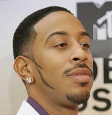 Mens Business Hairstyle by Ludacris Wears An Afro Look And Loves To Sport A Casual Business