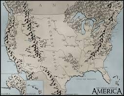 Map Of America Alaska by Eatsleepdraw U2022 Fantasy Map Of America U2014 Immediately Post Your Art