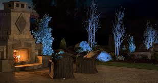 Luminaire Landscape Lighting Fx Luminaire S Luxor Zdc Creates Thousands Of Color Lighting