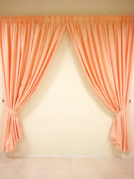 Small Window Curtain Designs Designs Decoration Small Window Treatments Bathroom With Beautiful Orange
