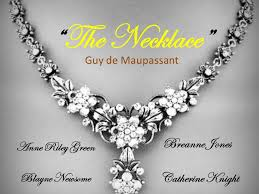 maupassant necklace images The necklace ppt video online download jpg