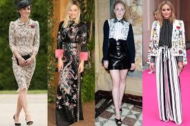 The Week In Celebrity Fashion by Olivia Palermo Fashion Magazine