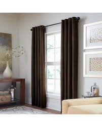 Grommet Window Curtains Spectacular Deal On Grand Luxe Chenille Luxe Grommet Window
