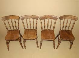 Country Dining Chairs Set Of Country Dining Chairs R3532 Antiques Atlas
