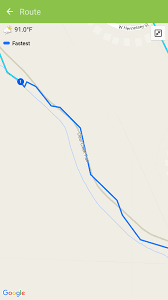 Map My Route Running by Gear S2 Gps S Health Samsung Community 10525