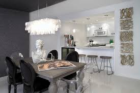 Dining Room Glass Cabinets by Dining Chairs Toronto Dining Room Contemporary With Glass Cabinet