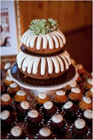 By Nothing Bundt Cakes Wedding Cakes Cake