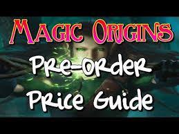 magic origins price guide how much do mtg origins cards cost