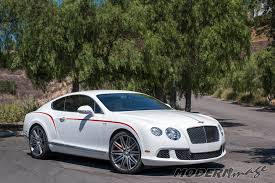bentley blacked out bentley continental gt3 r stripes modern image