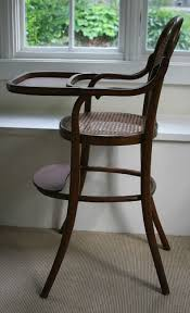 Antique Wood High Chair 62 Best Vintage High Chair Images On Pinterest Antique High