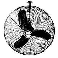 ceiling mount oscillating fan amazon com air king 9375 30 inch 1 3 horsepower industrial grade