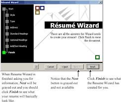 Microsoft Templates Resume Wizard Resume Keywords