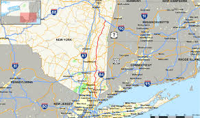 States Ive Been To Map by Taconic State Parkway Wikipedia