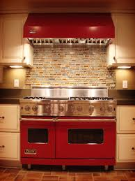 red backsplash kitchen atticmag red backsplash in backsplash style