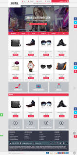 journal is premium responsive opencart theme for your multi store