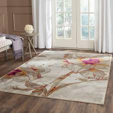 Pink Grey Rug Safavieh Porcello Grey Dark Grey 6 Ft X 9 Ft Area Rug Prl7680a 6