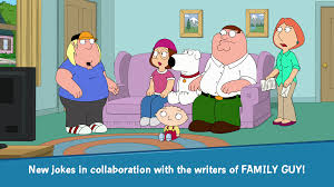 Family Guy The Quest For Stuff Android Apps On Google Play - Family guy room