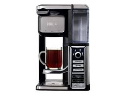 ninja coffee bar clean light keeps coming on ninja coffee bar single serve system cf110 ninja