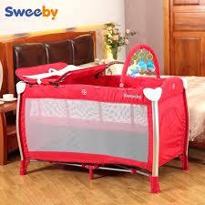 Portable Crib Bedding Baby Porta Cribs Baby Mini Crib Bedding Sets Mydigital