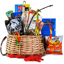 fishing gift basket fishing gourmet gift baskets for all occasions