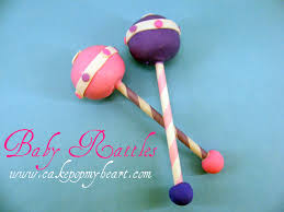 baby shower cake pops cake pop my heart