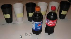 Pepsi Blind Taste Test Two Man Double Blind Coke Vs Pepsi Taste Test Null Program