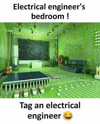 Electrical Engineering Meme - dopl3r com memes electrical engineers bedroom tag an