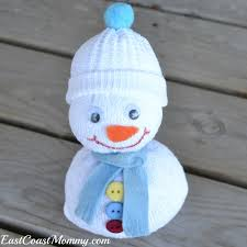 east coast mommy 13 snowman crafts and activities