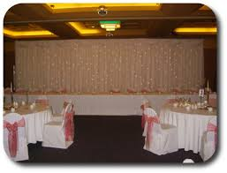 Wedding Backdrop Banner Divya U0027s Blog W Drapings Florida White Chiffon Backdrop Custom