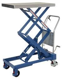 Hydraulic Scissor Lift Table by Scissor Lift Cart 30 Hydraulic Scissor Lift Table Cart Scissor