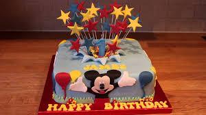 mickey mouse 1st birthday mickey mouse 1st birthday cake