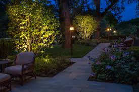 Yard Lighting Landscape Lighting Shines Brightly Thanks To New Technolgy