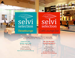 Online Shop K He Selvi Selection Karlsruhe Ludwig Erhard Allee Reiselounge