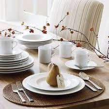 modern dinnerware trends for contemporary table setting modern