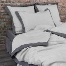 French Bed Linens Duvet Covers Border Frame Linen Doona Cover Linenshed U2013 Linenshed