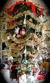 decorated upside down christmas tree u2013 decoration image idea