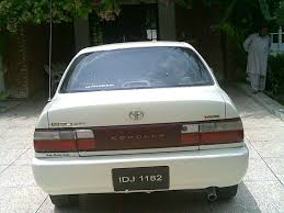 1998 toyota corolla price 1998 toyota corolla for sale lahore pakistan free classifieds