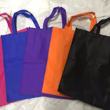 eco bag rush sale non woven eco bag everything else others on carousell