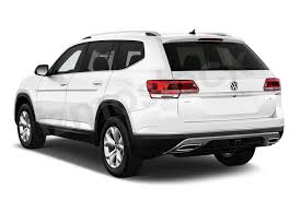 vw atlas 2018 vw atlas review images price interior and specs