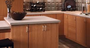 Cherry Kitchen Cabinet Doors Slab Cabinet Doors For A Modern Look Kitchen Modern Kitchens