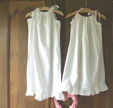 shabby chic pillow case dress where the fairy tale begins