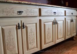 kitchen stenciling ideas 2