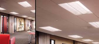 Hbl632rt2 by 2 X 4 Ceiling Light 2x 17 Led Troffer 2x4 Ft Ceiling Office