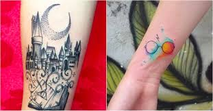 10 harry potter ideas that will you want to get inked