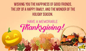 thanksgiving 2017 greetings best whatsapp messages