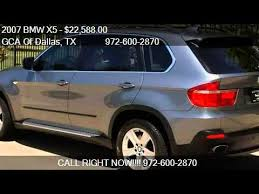 bmw cars for sale by owner 2007 bmw x5 one owner sunroof navigation for sale in