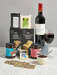 food gift sets food wine chocolate gifts m s